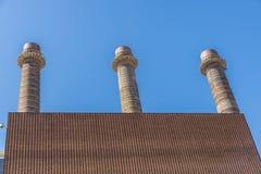 Industry symbol, Barcelona. Royalty Free Stock Photos