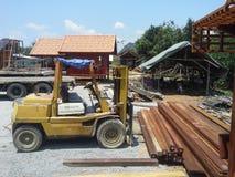 Industry Wood Stock Image