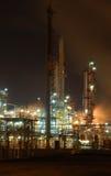 industry2 pomarańczowego dymu Fotografia Royalty Free