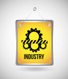 Indutry design Royalty Free Stock Image