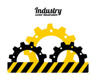 Indutry design Royalty Free Stock Images
