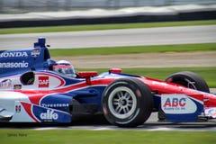 Indy汽车 免版税库存照片