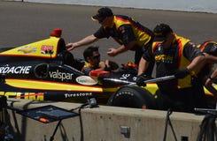 Indy 500 Fotografia de Stock Royalty Free