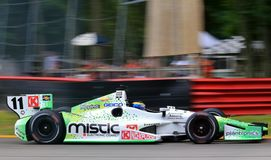 Indy car Race series Stock Image