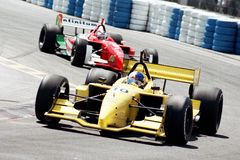 Indy Car Racing Stock Image