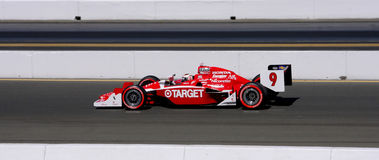 Indy Grand Prix of Sonoma. Car number 9 of Scott Dixon Stock Photo