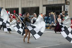 Indy 500 Parade 2018 royalty free stock photography