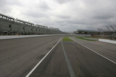 Indy racecourse. Indianapolis - racecourse for F1 and Indy 500 royalty free stock photography
