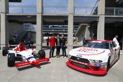 IndyCar: 11-ое мая IndyCar Grand Prix Стоковые Изображения RF
