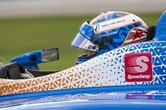 IndyCar: Технология 600 7-ое июня DXC стоковая фотография