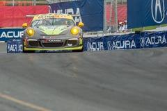 2017年Indycar系列种族在多伦多 免版税库存照片