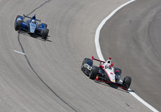 INDYCAR 2012:  Firestone 550 JUN 08 Royalty Free Stock Photo