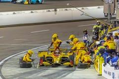 IndyCar: April 07 öken Diamond West Valley Casino Phoenix Gran Arkivfoton