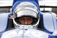 IndyCar: April 06 Desert Diamond West Valley Casino Phoenix Grand Prix. April 06, 2018 - Avondale, Arizona, USA: Tony Kanaan 14 hangs out on pit road during stock images
