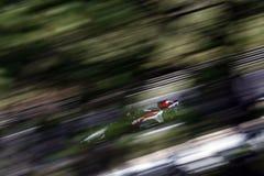 IndyCar: April 20 Honda grand prix av Alabama Royaltyfri Bild