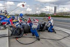 IndyCar: April 07 Honda Indy Grand Prix of Alabama royalty free stock photos