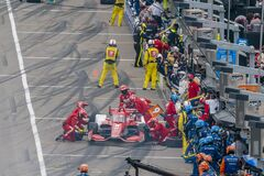 INDYCAR: August 29 Bommarito Automotive Group 500