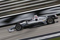 IndyCar: Czerwa 08 DXC technologia 600 Fotografia Stock