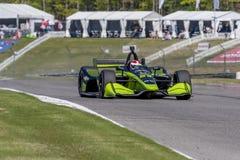 IndyCar: 20 de abril Honda Indy Prix grande de Alabama Imagens de Stock Royalty Free