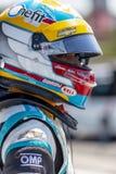 IndyCar: 21 de abril Honda Indy Prix grande de Alabama Imagens de Stock