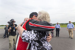 IndyCar : Double emploi du 25 mai Photographie stock