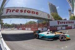 IndyCar: Firestone στις 11 Μαρτίου Grand Prix της Αγία Πετρούπολης Στοκ Φωτογραφία