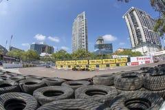 IndyCar: Firestone στις 11 Μαρτίου Grand Prix της Αγία Πετρούπολης Στοκ Εικόνες