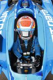 IndyCar: Gran Premio di Diamond West Valley Casino Phoenix del deserto del 6 aprile Fotografie Stock Libere da Diritti