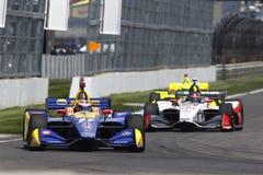 IndyCar: Grand Prix IndyCar στις 11 Μαΐου Στοκ Εικόνα