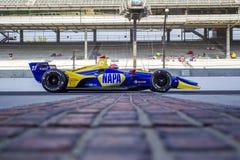 IndyCar: Grand Prix IndyCar στις 11 Μαΐου Στοκ φωτογραφίες με δικαίωμα ελεύθερης χρήσης