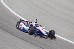 IndyCar 2013:  IZOD IndyCar Series Firestone 550 June 07 Royalty Free Stock Image