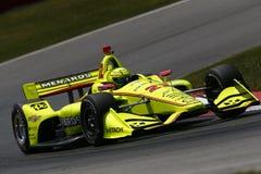 IndyCar : 27 juillet Honda Indy 200 image libre de droits
