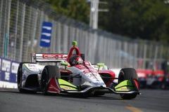 IndyCar: Am 15. Juli Honda Indy Toronto lizenzfreies stockfoto