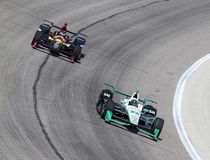 IndyCar:  Jun 10 Firestone 600 Stock Images