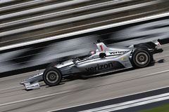 IndyCar: June 08 DXC Technology 600. June 08, 2018 - Fort Worth, Texas, USA: JOSEF NEWGARDEN 1 of the United States takes to the track to practice for the DXC stock photography