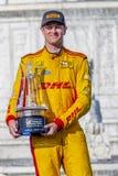 IndyCar: Juni 03 Detroit grand prix royaltyfri foto