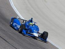 IndyCar: Juni 10 Firestone 600 Royaltyfri Bild