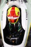 IndyCar: Kwiecień 06 Pustynny Diamentowy Zachodni Dolinny Kasynowy Phoenix Uroczysty Prix Zdjęcia Royalty Free