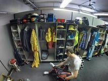IndyCar: 25 maggio doppio dazio Immagini Stock