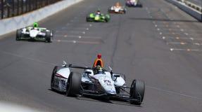 IndyCar: 25 maggio doppio dazio Fotografia Stock