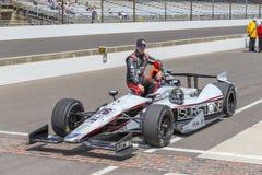 IndyCar : 17 mai Indianapolis 500 Photos libres de droits