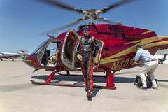 IndyCar: Maj 25 dubbel funktion Royaltyfri Foto
