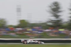 IndyCar: Maj 12 IndyCar grand prix Fotografering för Bildbyråer