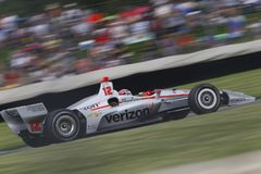 IndyCar: Maj 12 IndyCar grand prix Royaltyfri Foto