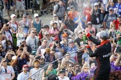 IndyCar: Maj 12 IndyCar grand prix Royaltyfria Foton