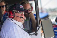 IndyCar: Maj 25 Indianapolis 500 Arkivbilder