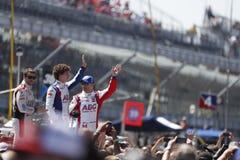 IndyCar: Maj 27 Indianapolis 500 Royaltyfri Bild