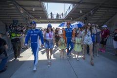 IndyCar: Maj 27 Indianapolis 500 Royaltyfria Bilder
