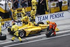 IndyCar: Maj 27 Indianapolis 500 Royaltyfria Foton