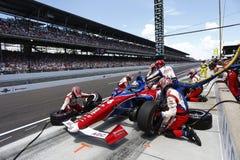 IndyCar: Maj 27 Indianapolis 500 Royaltyfri Fotografi